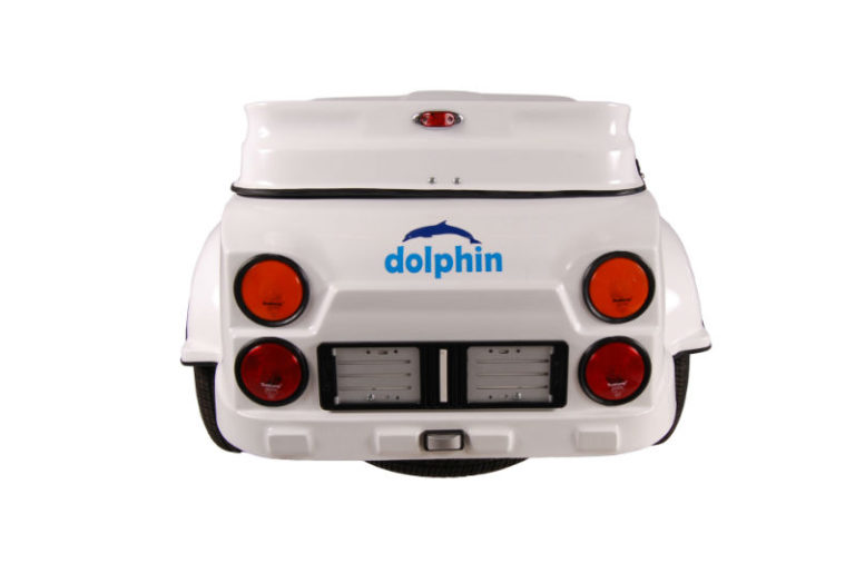 Dolphin Sport Rear View